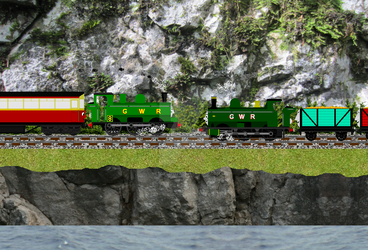 The Great Western Way by NetGreen123