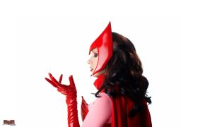 Scarlet Witch 1 by bgzstudios