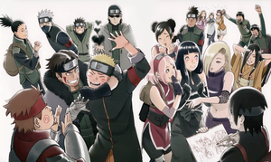 NaruHina The Last Naruto The Movie After by AiKawaiiChan