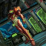 Metroid Finished For Now by jokoso