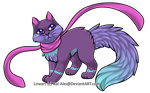 Feline Adoptable 4 - CLOSED by Blithe-Adopts