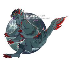 [CLOSED] Vyuunic- Stormborn by Cygnean