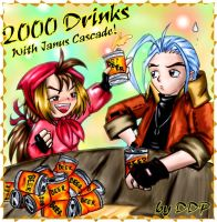 2000 Drinks With Janus Cascade by Exarrdian