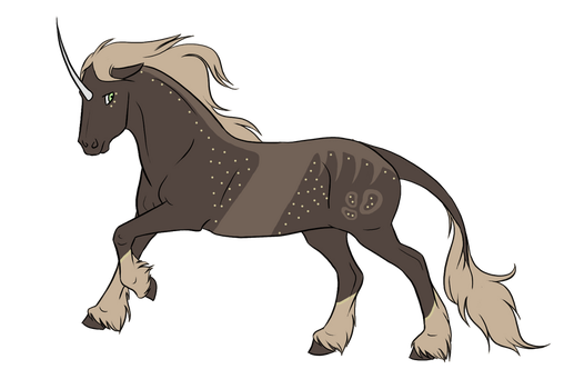 Unicorn Adoptable  --OPEN-- by NorthernLights96