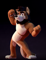 Commission: WanderPup! by SmashingRenders