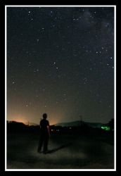 Stary Night 9 by puzzlerf