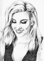 Perrie Edwards by demifanatic
