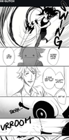 GLITCH ch2: Infected pg8 by Ozumii