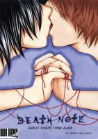 Death Note Doujinshi: Cover by Jesse-Yuki