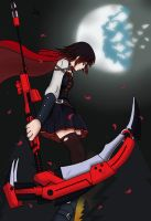 Ruby Rose Volume 4 by xgirl109