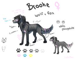 Brooke ref. sheet by LuckyPaw