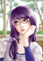 TG: Lunchtime Blues by Chiaticle