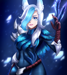 League of Legends - SSG Xayah by Kavelier