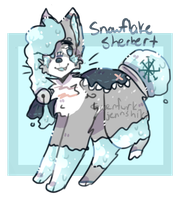 [closed] Snowflake Sherbert Jellycat Auction by greenfurkitti