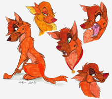 ADGTH-Jazzy Color Sketches by Stray-Sketches