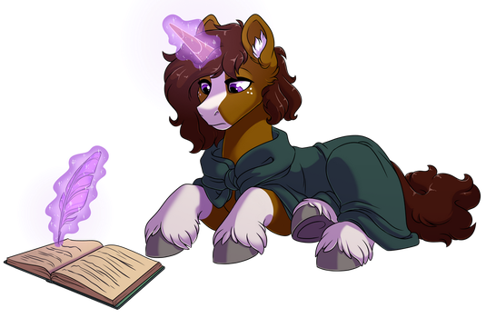 Comm: Studious by Lopoddity