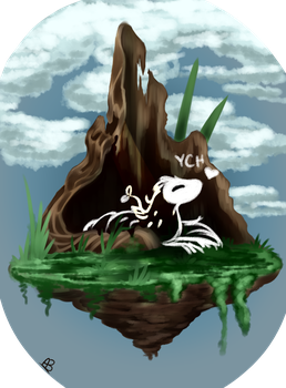 Free YCH Esk *CLOSED* by TangleLore