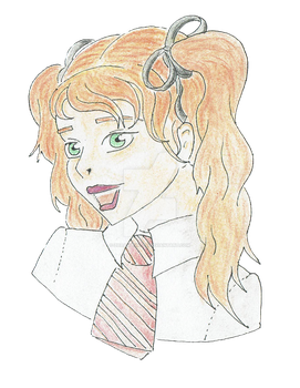Request: Rose Weasley