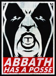 Abbath Has A Posse by epyon5