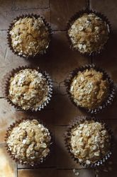 Chocolate Muffins 1/2 by ClaraLG