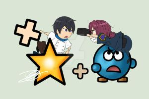 Free! deviantART THANKS by Yohao88