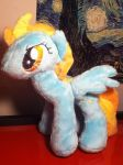 Lightning Dust *SOLD* by Chibi-Katie