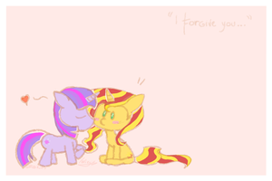 I Forgive You by levixy