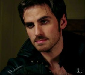 Hook (Once Upon A Time) by Cozmiclove
