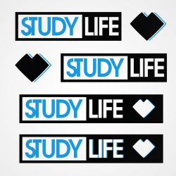 Logotype StudyLife by Cyberplix