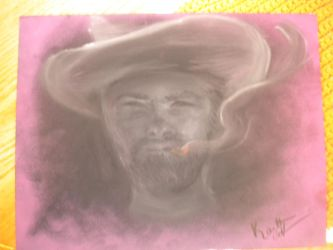 Clint Eastwood by katiefoss