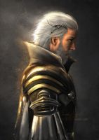 King Regis (Final Fantasy XV) by EmmaNettip
