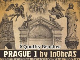 Prague 1 Brushes by inObrAS