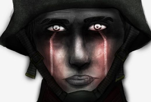 Soldierfacefinal by forexplicit