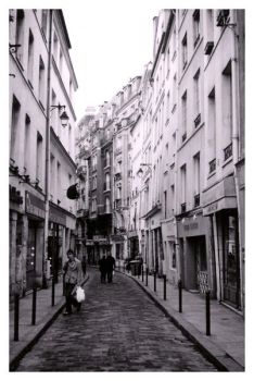 Paris Street by chenderson
