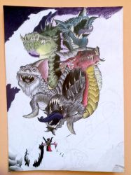 unfinished Tiamat by acromax