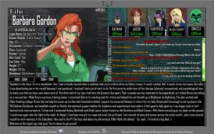 Oracle Files - Barbara Gordon - Page 2 - Oracle by Roysovitch