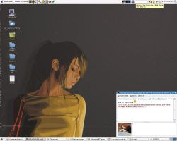 Archlinux + Gnome by gpzere