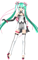 DTE Dimension Miku (DOWNLOAD) by Sangabc