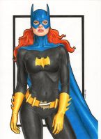 Batgirl (classic)(Barbra Gordon) by Promethean-Arts