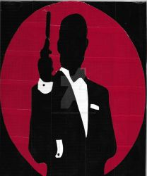 Jamed Bond by DuctileCreations