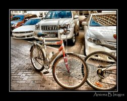 Bicycle by Arsiema