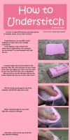 How to Understitch by RodianAngel
