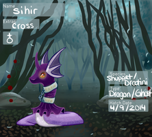 Sihir [Level 69] by Rosewitch-Gardens