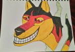 Smile Dog by Musiclover1001