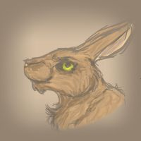 Rabbit by Steampunk-Lark