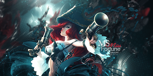 Miss Fortune Signature by jaxcullengfx