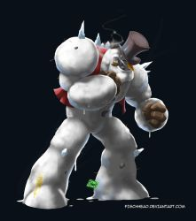 ClayFighter - Bad Mr Frosty by FischHead