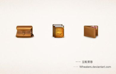 Icons_three by wheaters