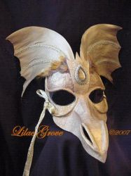 Dragon Mask 2 by LilacGrove