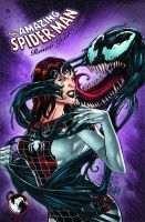 symbiote mary jane by She-Venom-1